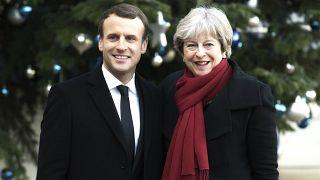 Macron _ May