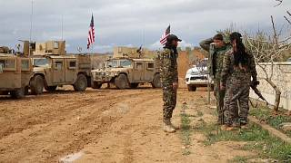 Archives - US forces in Al-Asaliyah, Syria, March 2017