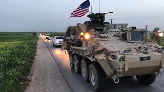 L'armée américaine restera le temps qu'il faut
