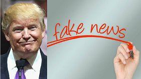 دونالد ترامپ برندگان احتمالی جایزۀ «اخبار دروغ» را معرفی کرد