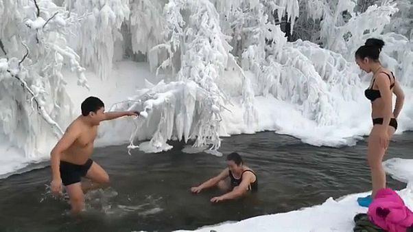 Das kälteste Dorf der Welt