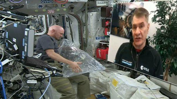 Columbus: O laboratório europeu no espaço