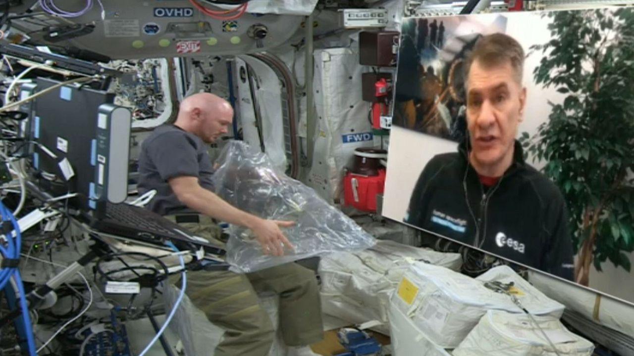 Weltraumlabor Columbus wird 10 Jahre alt