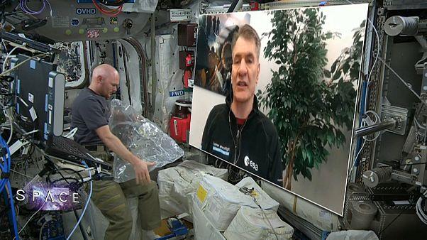 Columbus Modülü'nden uzayda önemli buluşlar