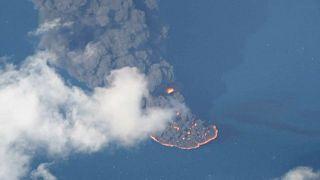 Cuatro manchas de crudo ensucian el Mar Oriental de China