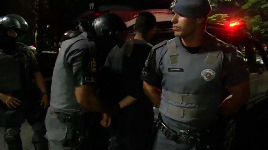 Sao Paulo: Proteste gegen gestiegene Ticketpreise