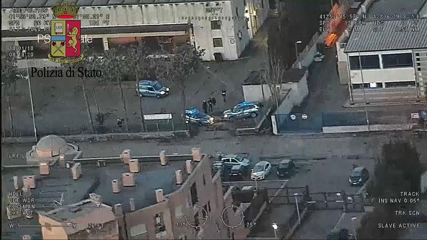 İtalya'da Çin Mafyası'na operasyon: 33 kişi tutuklandı