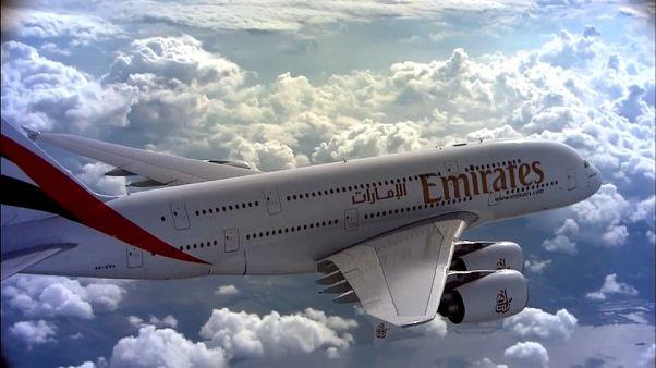 Emirates salva la producción de Airbus A380
