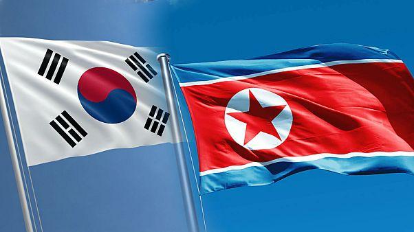 الرياضة تجمع الكوريتين تحت علم واحد