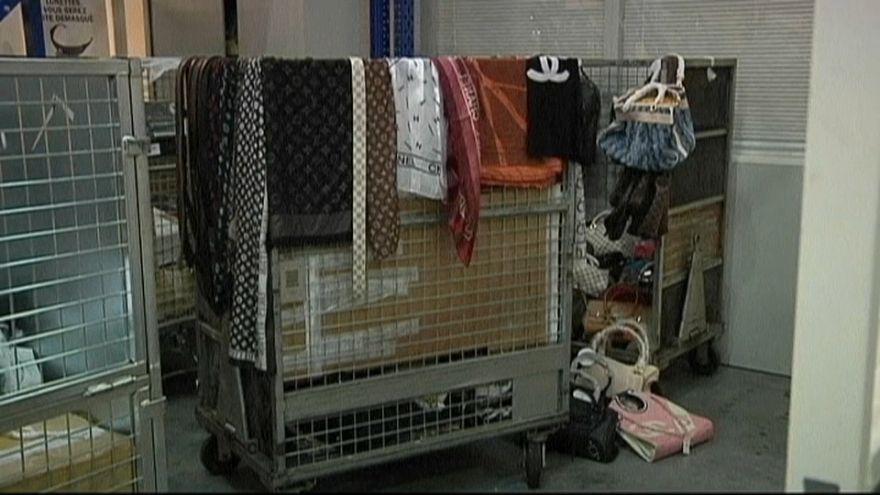 Más de treinta detenidos en una operación contra el tráfico de productos chinos