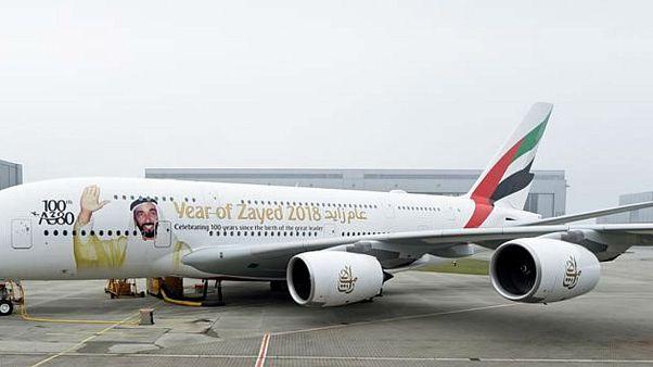طلبية إماراتية تنقذ واحدة من أكبر الطائرات في العالم
