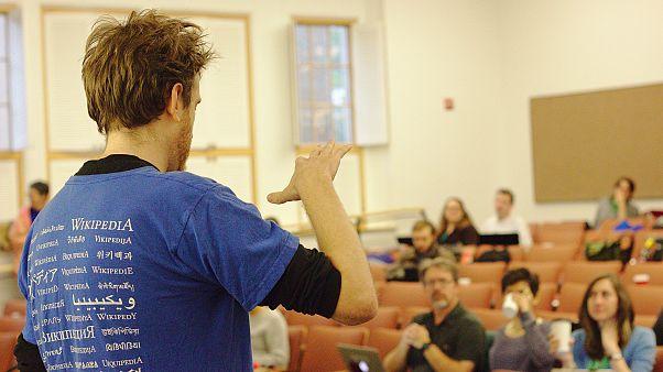 Workshop all'università di Washington