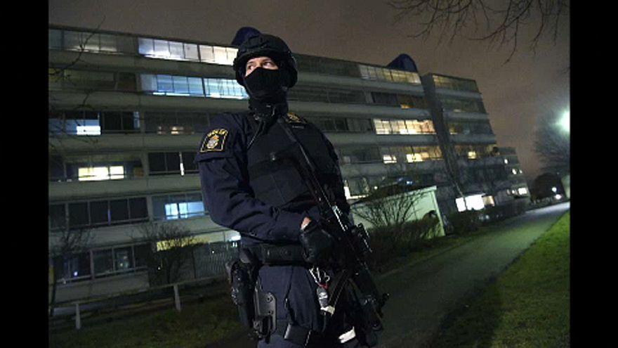 Újra megtámadtak egy svéd rendőrörsöt