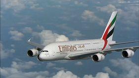 Emirates rettet den Airbus A380 mit Großeinkauf