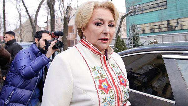 Viorica Dancila, Romanian Prime Minister designate