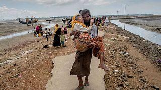 آوارگان روهینگیا در بنگلادش