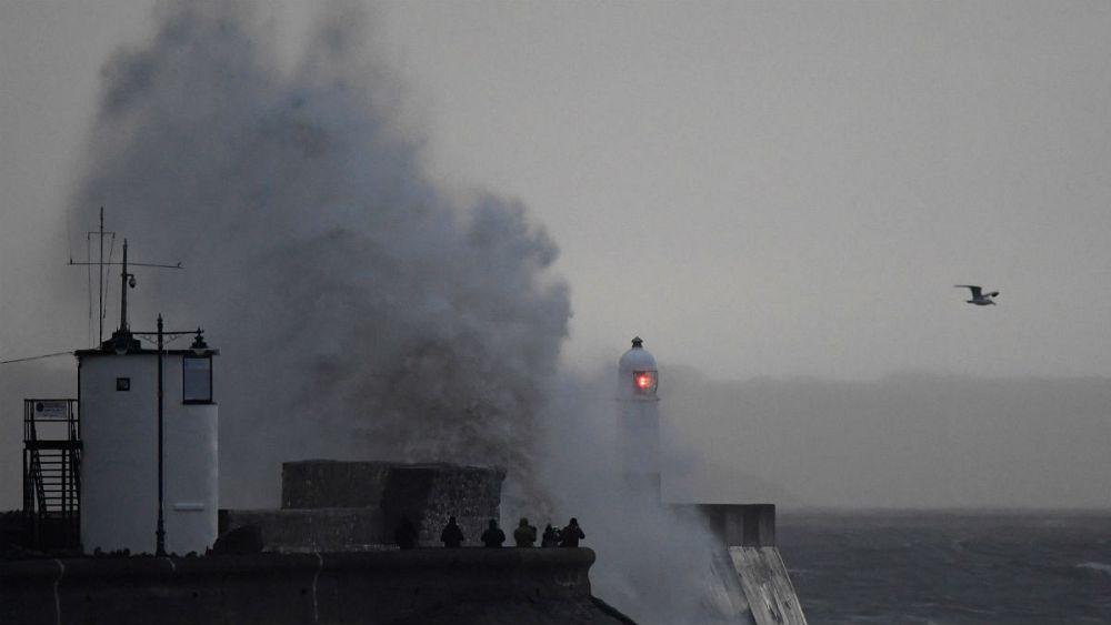 دست کم چهار کشته در پی وقوع طوفان فریدریک در هلند و آلمان