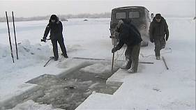 Ледяной ритуал