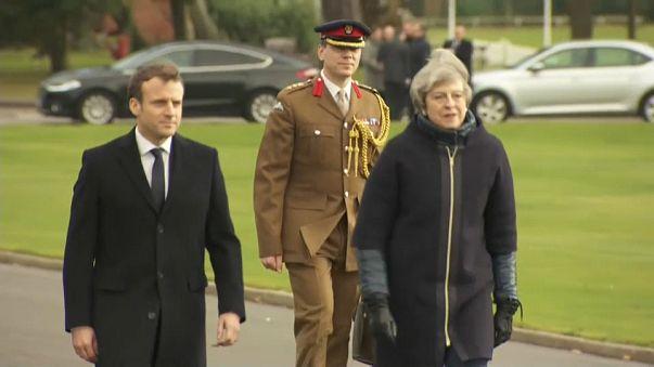 Cumbre bilateral entre Reino Unido y Francia