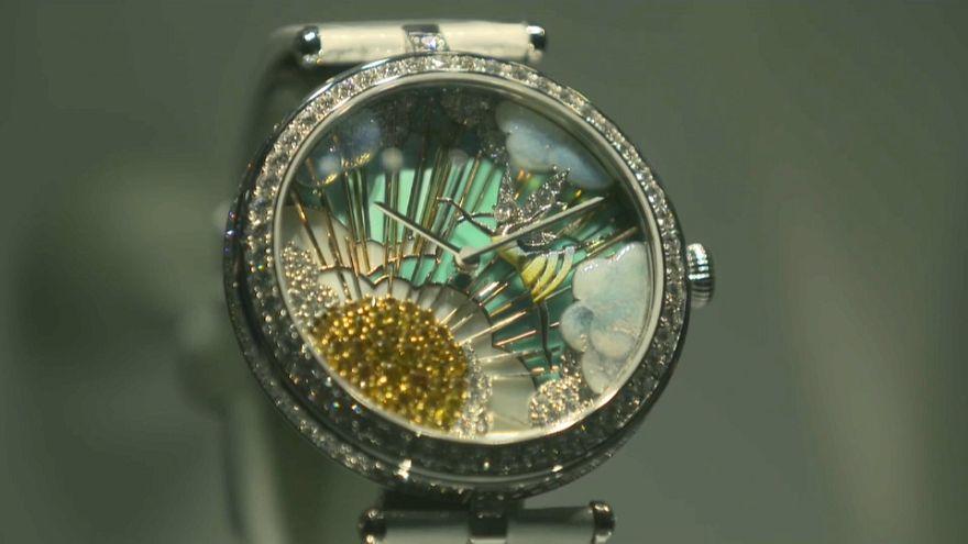 La montre grand luxe se vendra encore en 2018