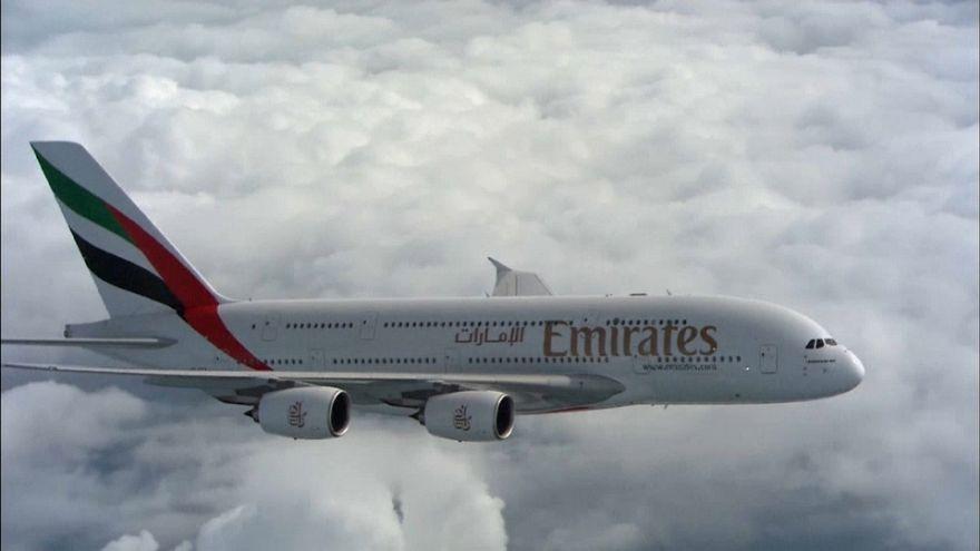 Emirates salva l'Airbus A380