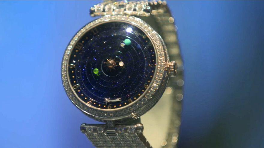L'alta orologeria in mostra a Ginevra