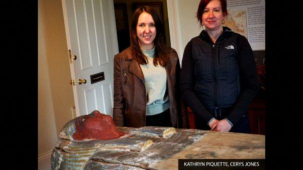 Den Geheimnissen der Mumie auf der Spur
