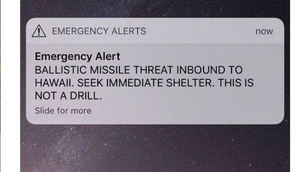 سكان هاواي يلجأون لموقع إباحي للتخفيف من آثار إنذار خاطئ بهجوم صاروخي