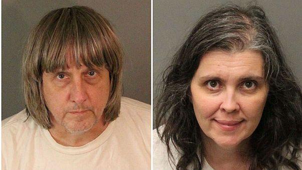 """""""Maison de l'horreur"""" en Californie : les parents inculpés de torture sur leurs enfants"""