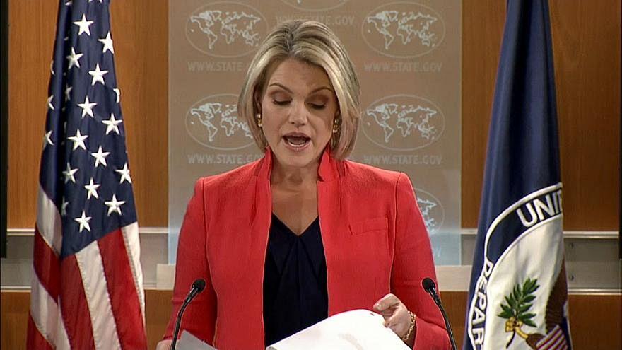 ABD'den Türkiye'ye Afrin çağrısı