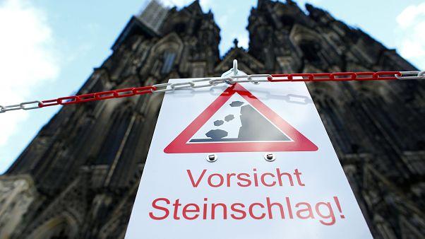 Sturm in Köln