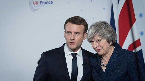 Boa relação entre Reino Unido e França é para continuar