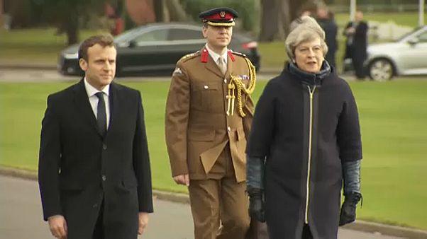 Megállapodások a brit-francia csúcson