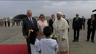 Arranca en Perú la segunda etapa de la gira latinoamericana del Papa Francisco