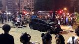 Baby killed as car hits crowd at Copacabana beach