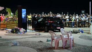 Tömegbaleset a Copacabanán