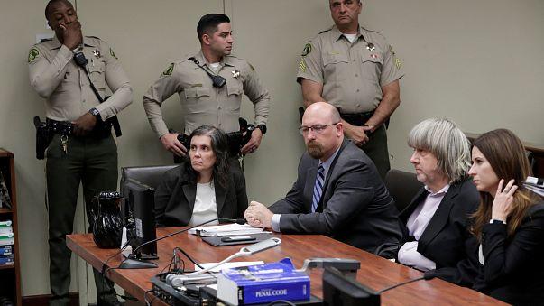 El matrimonio Turpin en el tribunal