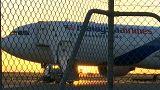 Экстренная посадка самолета Malaysia airlines
