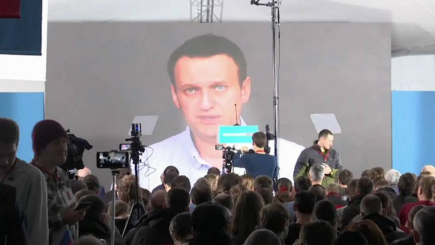 КС РФ отказал Навальному