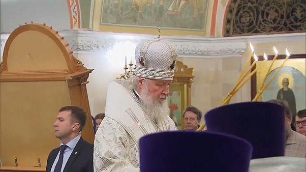 Rusya'da Epifani Yurtası kutlamaları