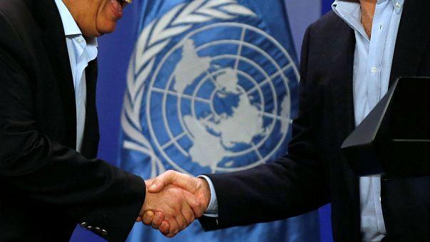 Birleşmiş Milletler ofislerinde cinsel taciz iddiası