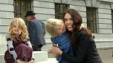 Nuova Zelanda, la premier Jacinda Ardern è incinta