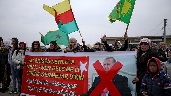 Αμερικανικές προειδοποιήσεις στην Τουρκία για την Συρία