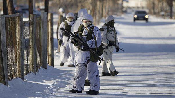 Нападение на школу в Улан-Удэ