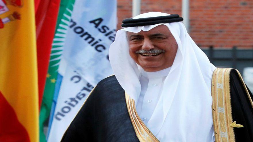وزير الدولة السعودي إبراهيم العساف