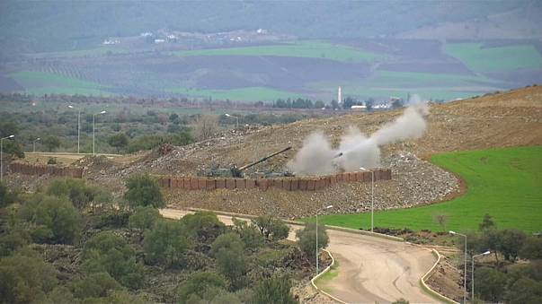 تركيا تدق طبول الحرب ضد الأكراد في عفرين