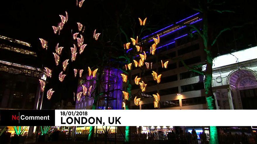 Огни Лондона