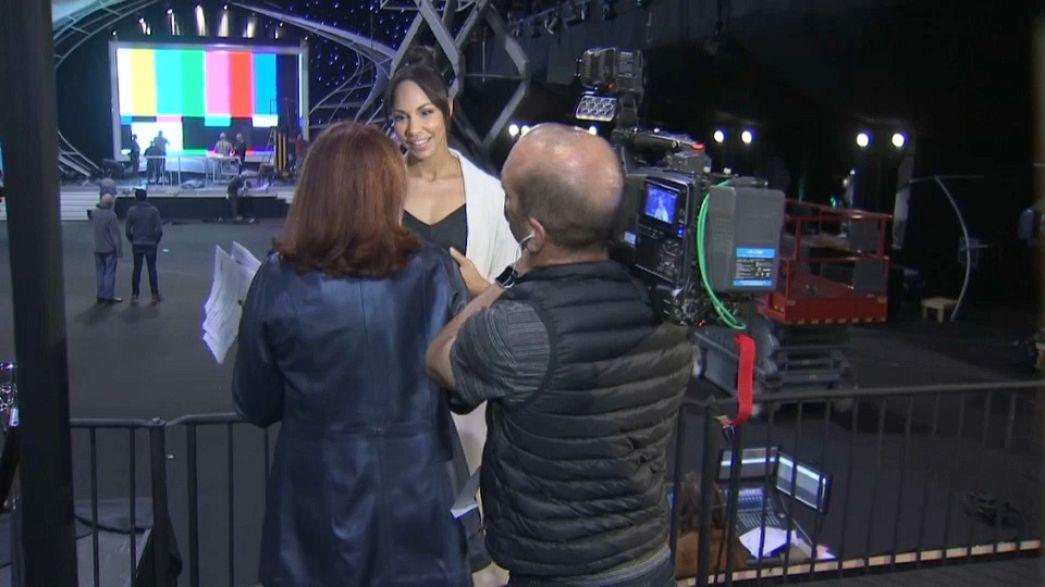 Laura Gomez, in nomination con la serie tv Orange is the new black