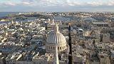 La Valette, capitale du baroque et de l'Europe