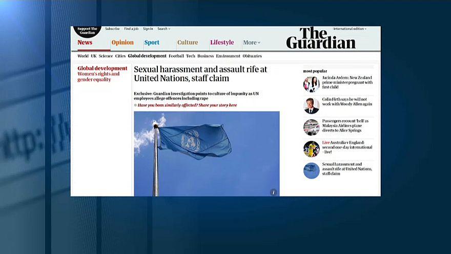 Abus sexuels : l'ONU dans la tourmente